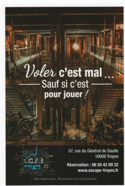 Flyers - Le Butin de l'antiquaire.JPG