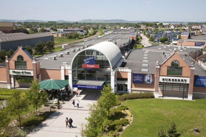 Soldes et magasins d 39 usines troyes for Troyes magasin d usine soldes