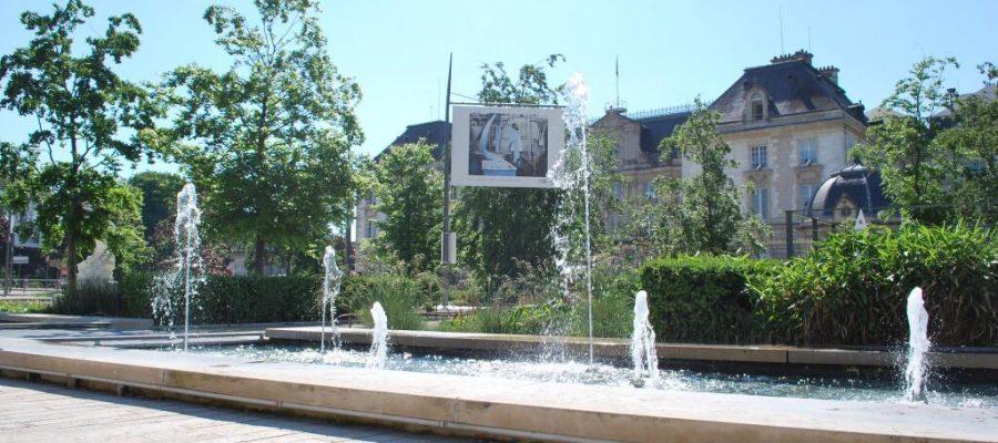 Troyes sous le soleil