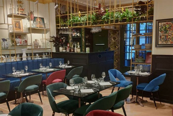 restaurant Le Jardin