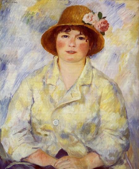 Aline Charigot - Renoir