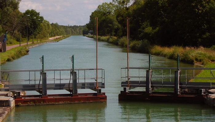 Ecluse de la Seine - Champagne