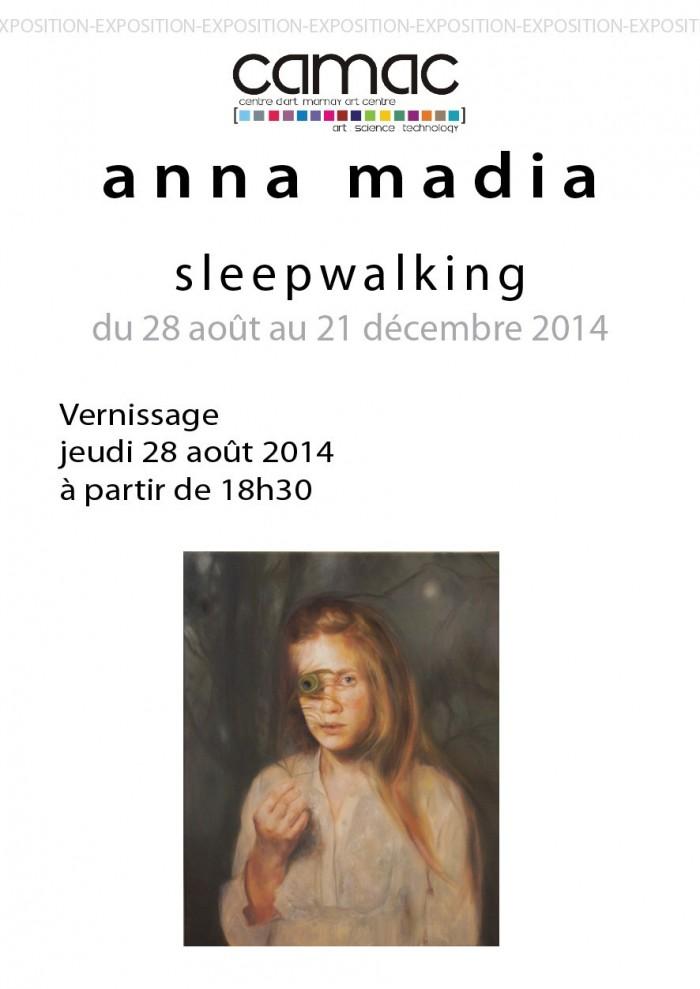 Exposition Sleepwalking jusqu'au 14 décembre 2014