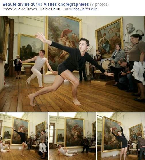 Musée Saint Loup entre dans la danse