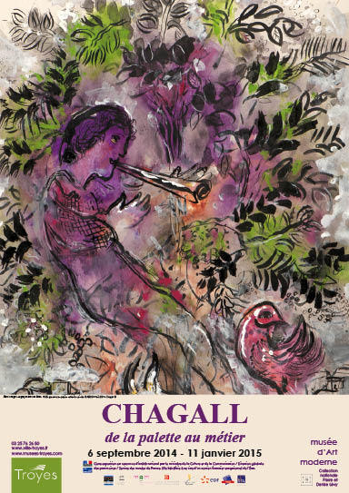 Chagall-Troyes