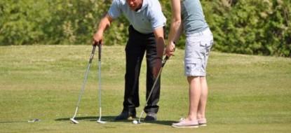 3 Golfs in Aube