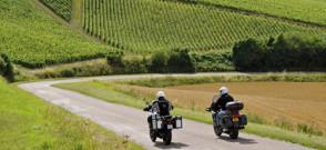 Motorbike in Aube