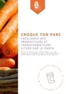 Catalogue des producteurs et transformateurs situés dans le PNRFO