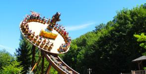 Le parc d'attraction Nigloland