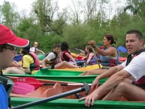 Canoë-Kayak sur l'Aube et la Seine