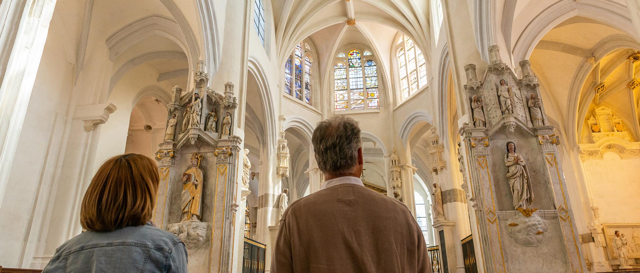 Eglise Ervy le Chatel
