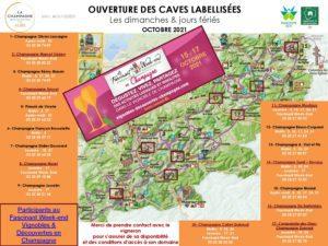 Caves ouvertes les dimanches et jours fériés