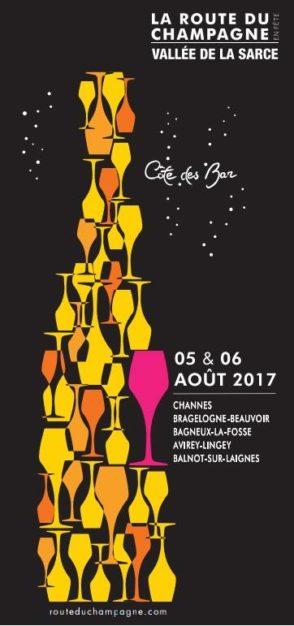 La route du champagne en fête 2017