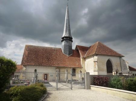 Eglise de Thennelière