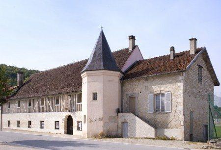 Cote des Bars Clarivaux abbaye hostellerie des dames-(c)Didier-Guy