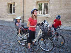 L'Aube en Champagne in bicicletta