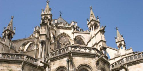 Troyes---Chevet-Cathédrale-