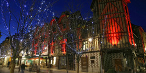 Magie de Noël dans l'Aube en Champagne