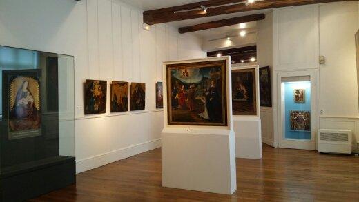 Foyer Art Vif Bienne : Histoire de l art et la bonneterie au musée