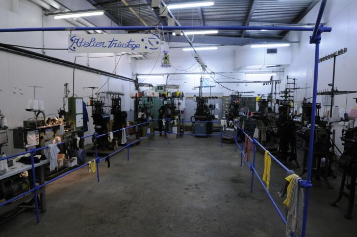 Atelier tricotage