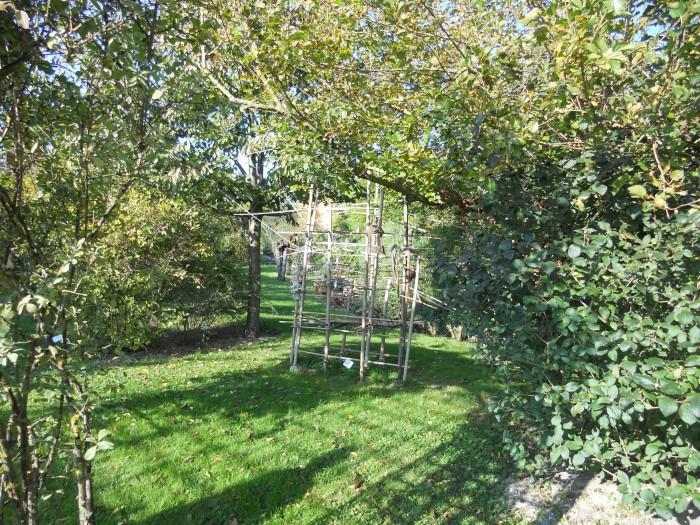 jardin botanique - Marnay sur Seine