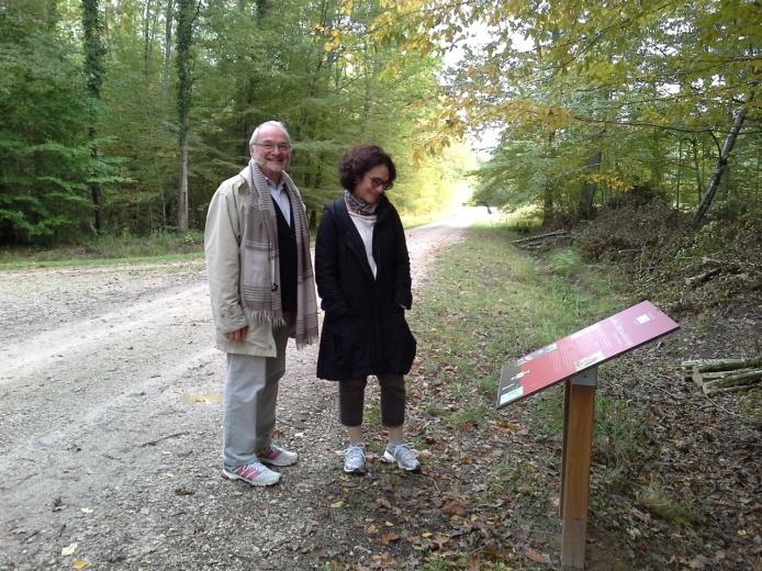 Valérie Alaniéce et François Gilet