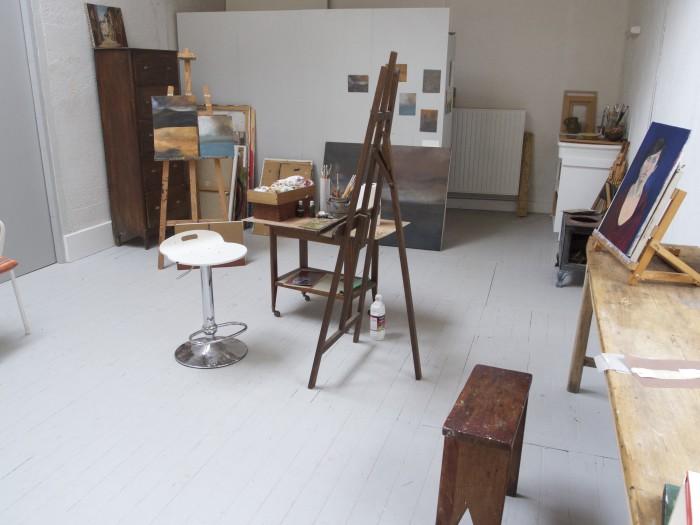 Atelier d'artistes