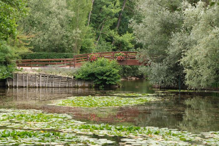 Parc de Fouchy Crédit P.Radet