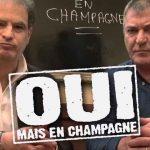 L'Aube, Oui mais en Champagne avec Raphaël Mezrahi et Jean-Marie Bigard