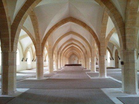 Visite de l'Abbaye de Clairvaux