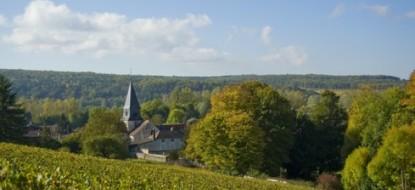 Côte des Bar en de Champagne Route