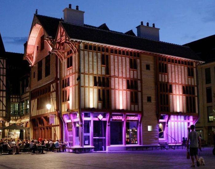 Office de tourisme du grand troyes aube champagne - Troyes office de tourisme ...