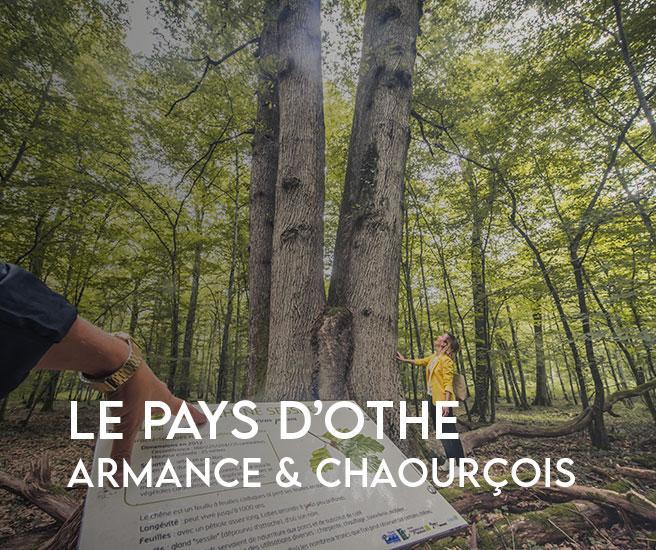 Le Pays d'Othe Armance & Chaourçois