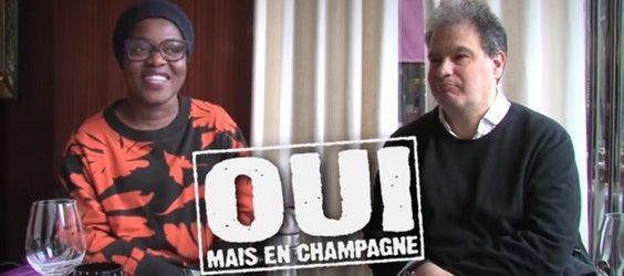 Raphaël Mezrahi - Claudia Tagbo - Aube en Champagne