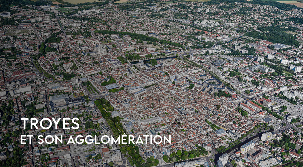 Troyes et son agglomération