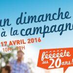 Un Dimanche à la Campagne :  20ème édition !
