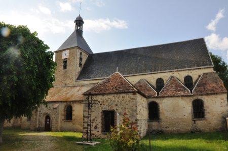 Eglise de Marnay