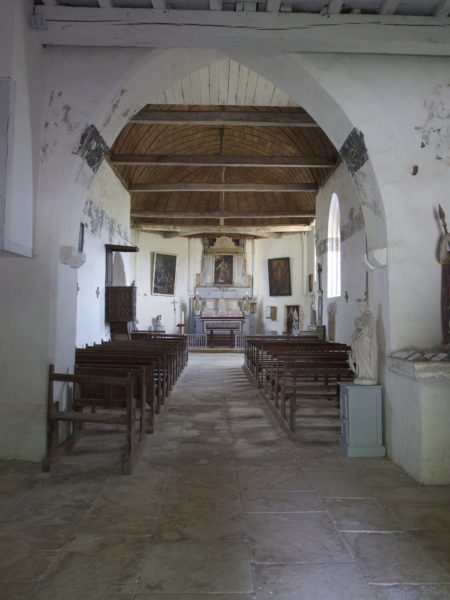 Eglise de Fuligny