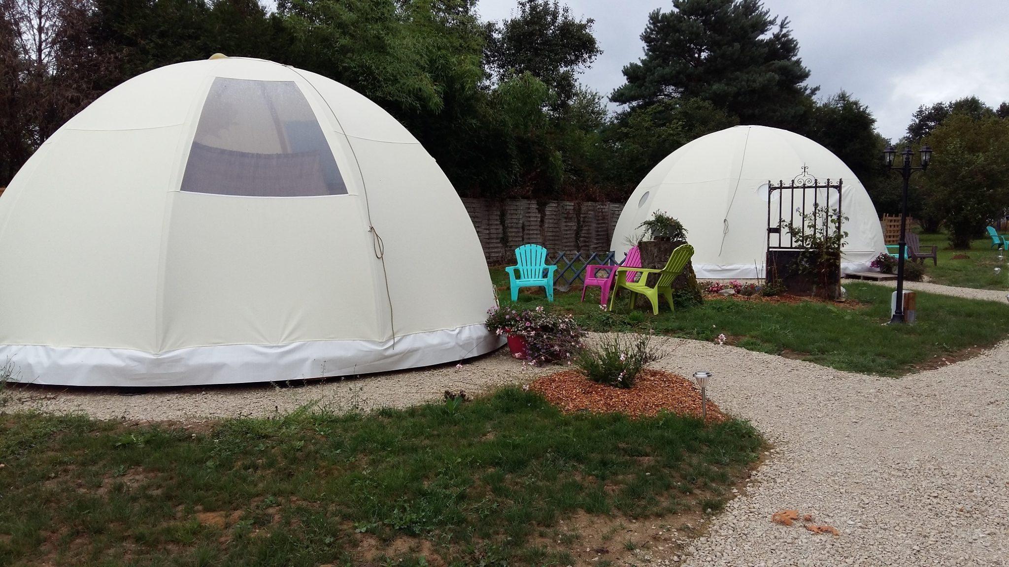 Camping Car Geraudot