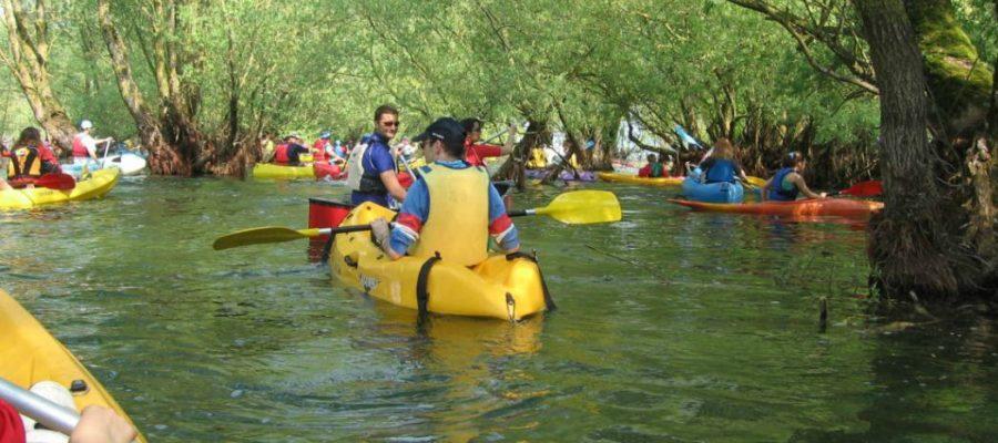 Gut gemocht Canoë et Kayak à Troyes : Une activité ludique en famille, en  ZC25