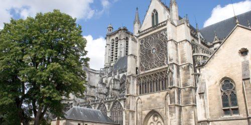 Cathédrale de Troyes - Crédit Photo Baud Von Maybell CDT Aube