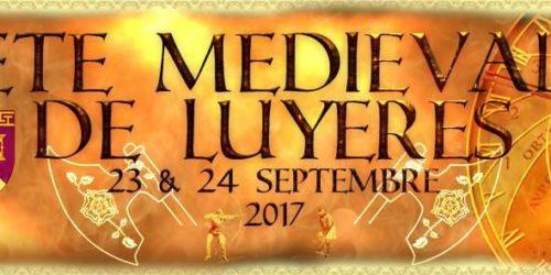 fête médiévale luyères