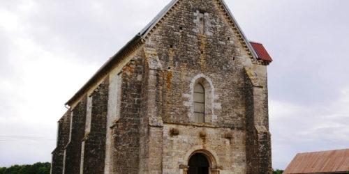 Visite de la Commanderie templière d'Avalleur - Été 2017
