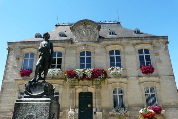 Crédit photo Office de Tourisme Brienne-le-Château (1)Napoléon -