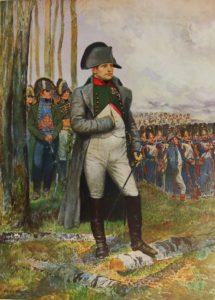 Napoléon Bonaparte -crédit OTB