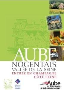 Brochure touristique : Nogentais et Plaine Champenoise