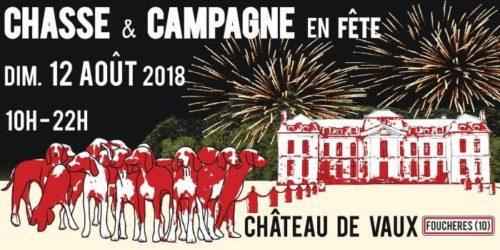 Chasse et Campagne en fête 2018