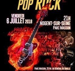 Concert la Légende PopRock