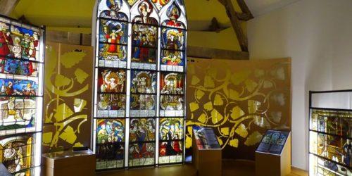 Le vitrail d Ervy-le-Châtel
