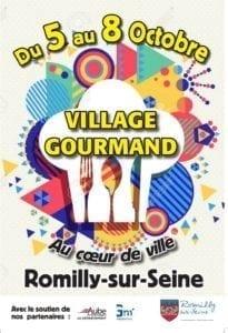 Village Gourmand à Romilly-sur-Seine